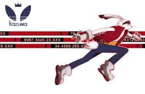 Summer Wars - King Kazma by Aluhnim