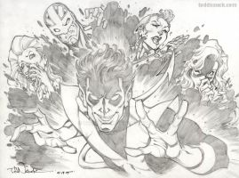 Excalibur by ToddNauck