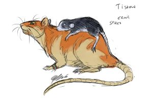 Tistow: Ratbags by ElliPuukangas