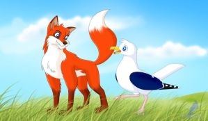 Fox and Me by Articuno