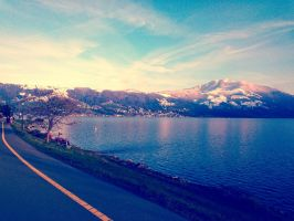 Beautiful Immensee - Switzerland by foxxylladdy