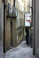 London Alley by FoxStox