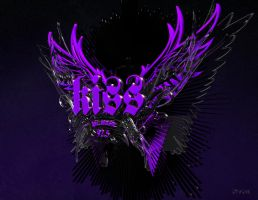 3D logo design I by the-infinite-opi