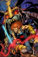 Thundercats- BA Color Battle 03 by Casey-Bemis