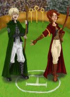 Next Generation Quidditch by Squirrelland