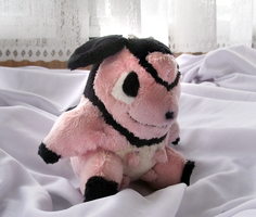 Miltank Pokedoll by xSystem