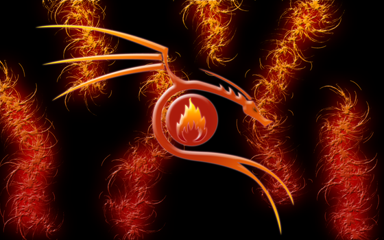 DragonFlame by wolforce