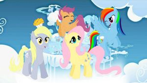 559-GA-MLP-The Pegasi by Silverlegends