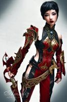 Aion Assassin 02 by amadiz