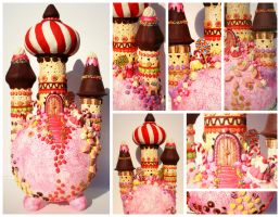 candy castle lamp by bgerr