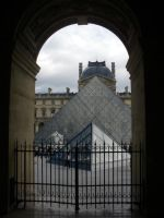 The Louvre by Alpha-Maus