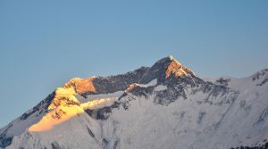 Manang - Sunset by LLukeBE