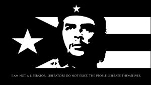 Che Guevara - Liberty by The-proffesional