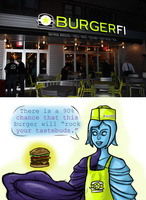 Burger Fi by InkRose98