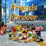 Let's All Be Friends Forever (v2) by yugioh1985