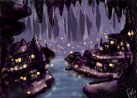Underground City by Zue