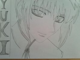 Yuki Sohma from Fruits Basket by Sa-chan2000
