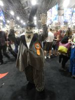 Phoenix Comicon 2015-The mayor by Demon-Lord-Cosplay