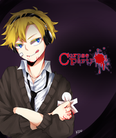 Pewds plays Corpse Party by unkou