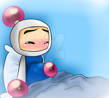 Mama Bomberman by LuigiFlowerDragon
