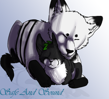 Safe And Sound by NicoTheWolf