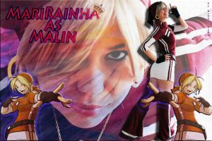 MariRainha_as_Malin by kyttasama