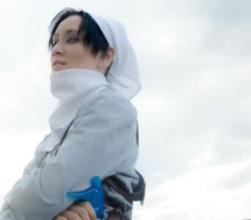 SnK Cosplay: Cleaning Rivaille by VenTsun