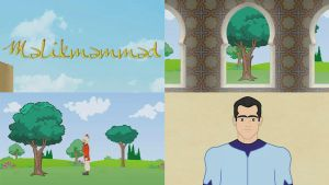 """""""Melikmemmed"""" animation movie by rasulh"""