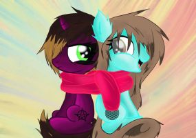 Filly Stepz and Lucy by Stepzzi