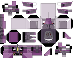 Skywarp Armada by hollowkingking