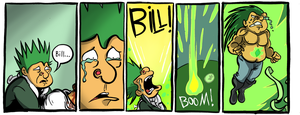 The Great Mashup: Strip 4 by MJRainwater