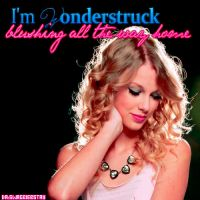 Im wonderstruck,blushing all the way home by SWAGBiebsTay