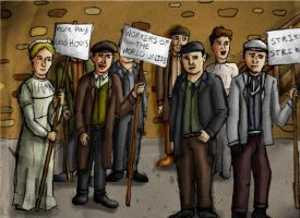 British General Strike by urs-obnoxious