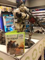TitanFall Display by SirDNA109
