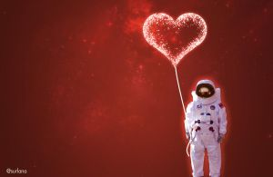 Spaceboy Love by surlana
