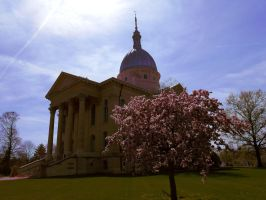 Macoupin County Courthouse by j5rson