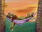 Lazy Evenings by Rica-Fox-Prower