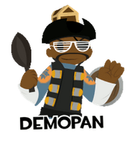 DEMOPAN! by TheRetroArtist
