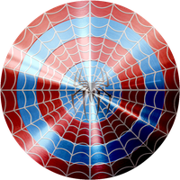 Spider Patriot shield 2 by KalEl7