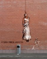 stand your ground by Quosui