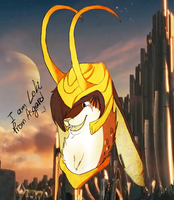 Do you even loki by Valluwake