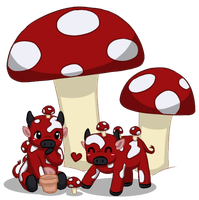 Shrooms little helpers by KTK-Fold