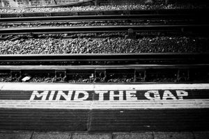 Mind The Gap by LithiumDeath