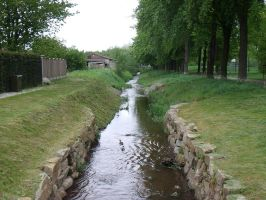 Along the Rode Beek by BMFMhero1991