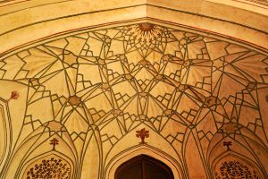 Arch detail 1 - Red Fort, Delhi by wildplaces