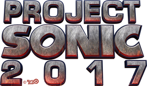Project Sonic 2017 Logo by NuryRush