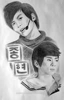 - Happy B-Day Jjong - by suvi112