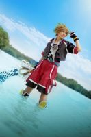 Sora : Kingdom Hearts 3D by Echow88