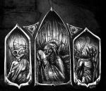 Triptych by ericradiation