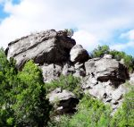 Palo Duro Rocks by Stock-by-Kai